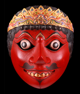 Mascasia Gallery Specialized In Indonesian Mask Old And