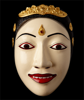 MASCASIA - Gallery specialized in Indonesian mask. Old and275